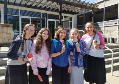 ice cream orientation day
